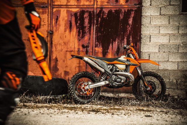 2021 KTM EXC range launched