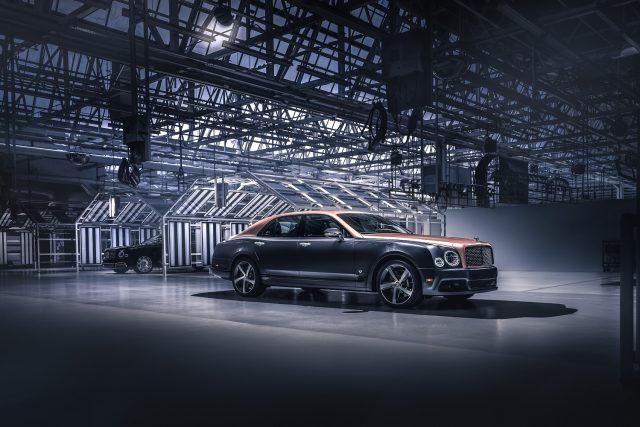 2020 Bentley Mulsanne is last of its kind