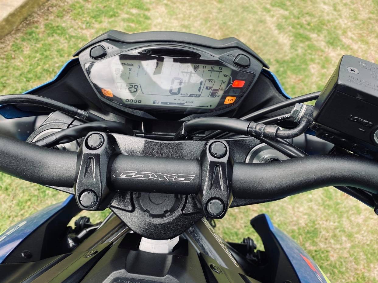 2020 Suzuki GSX-S 750