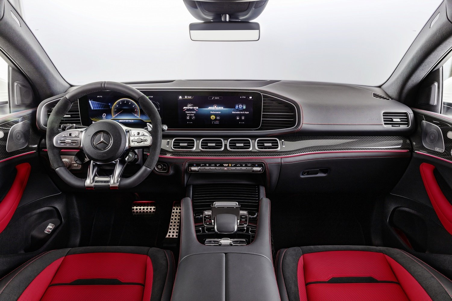 Opulence, spaciousness and agility is the new Mercedes-Benz GLE Coupé