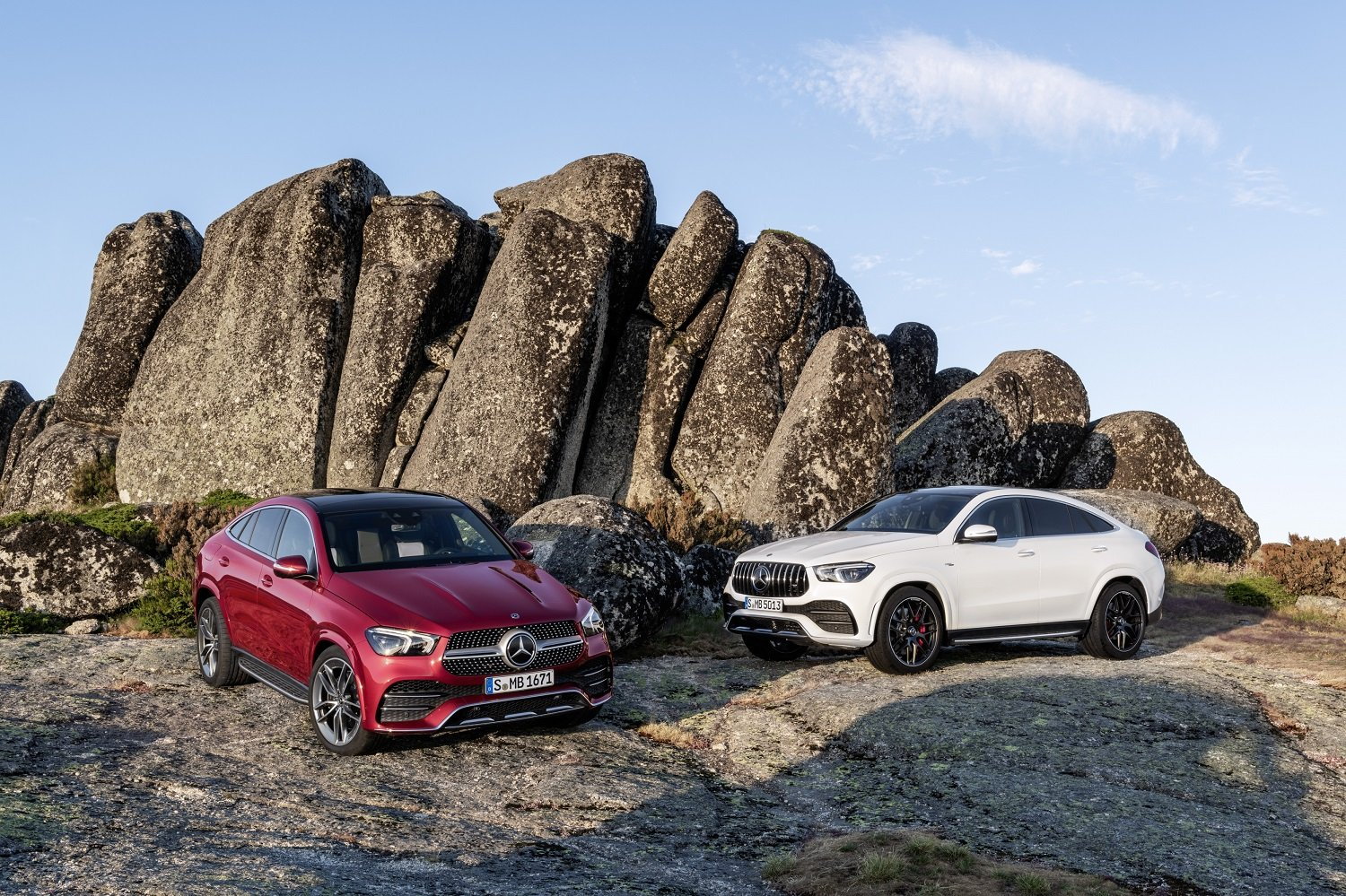 Opulence Spaciousness And Agility In The New Mercedes Benz Gle Coupe