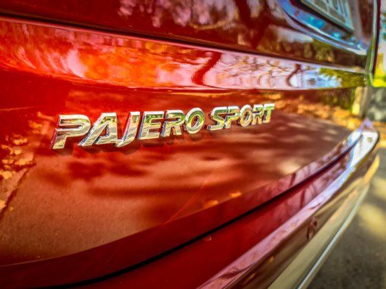 2020 Mitsubishi Pajero Sport GLS