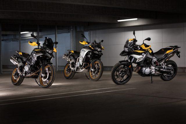 BMW Motorrad F 750 GS and F 850 GS