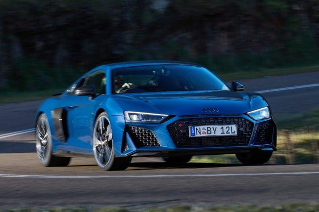 2020 Audi R8 Coupé V10 performance quattro