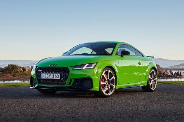2020 Audi TT RS Coupé