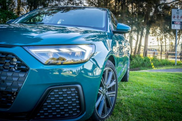 2020 Audi A1 Sportback 30 TFSI
