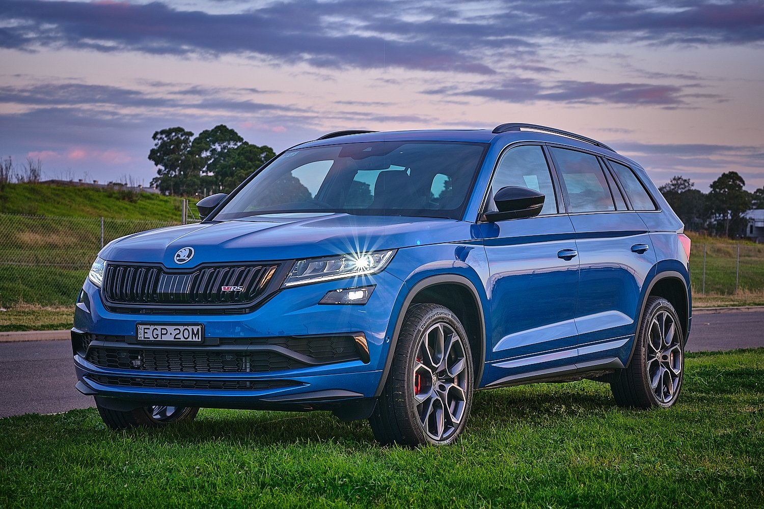 2020 Skoda Kodiaq Rs Car Review Exhaust Notes Australia