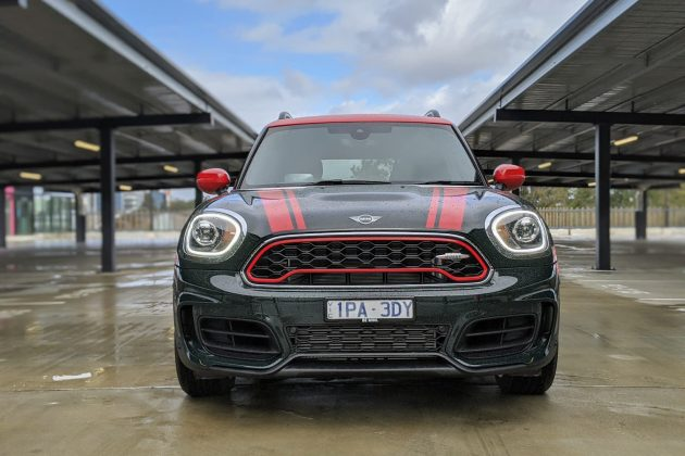 2020 MINI John Cooper Works Countryman