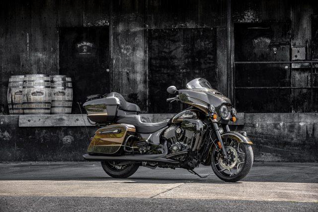2021 Indian Motorcycle Jack Daniel's Roadmaster Dark Horse
