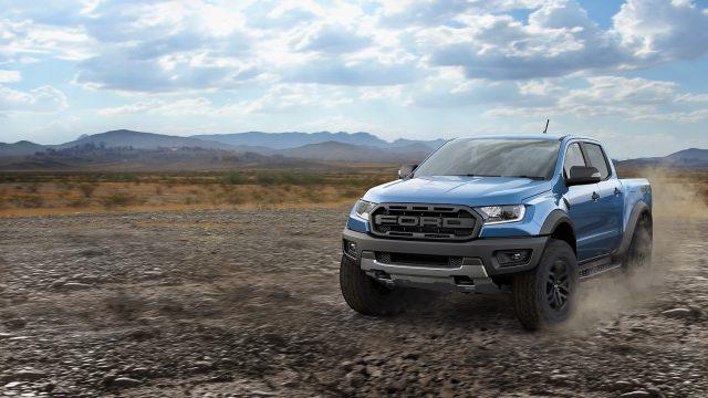 2020 Ford Performance Ranger Raptor