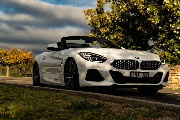 2020 BMW Z4 sDrive20i