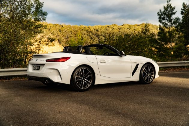 2020 BMW Z4 sDrive20i