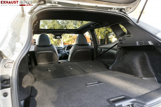 boot seats flat