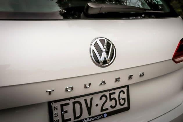 2020 Volkswagen Touareg 190 TDI