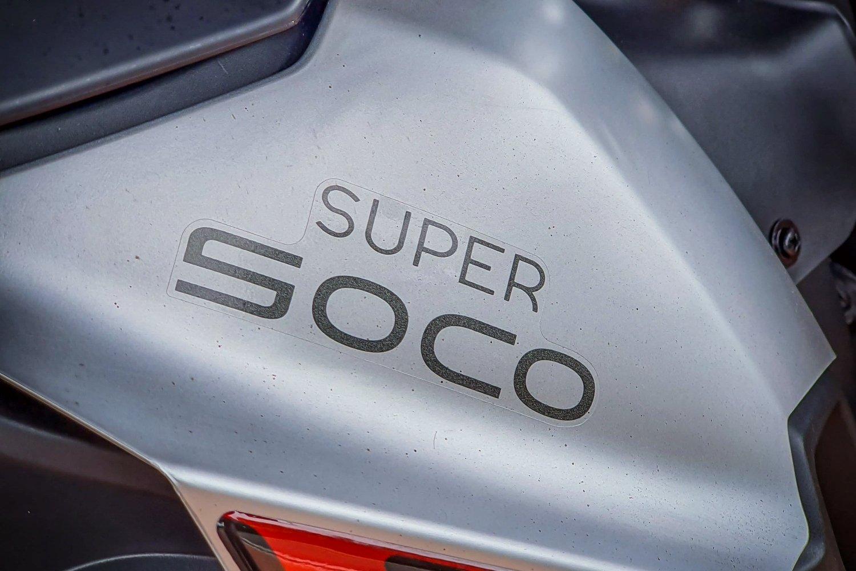 2020 Super Soco TC MAX