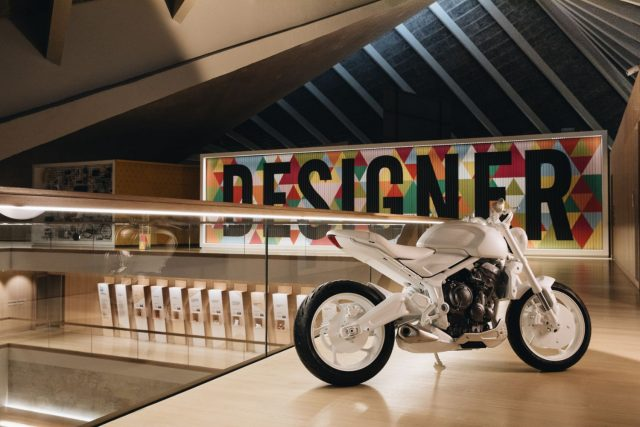 2021 Triumph Trident Prototype