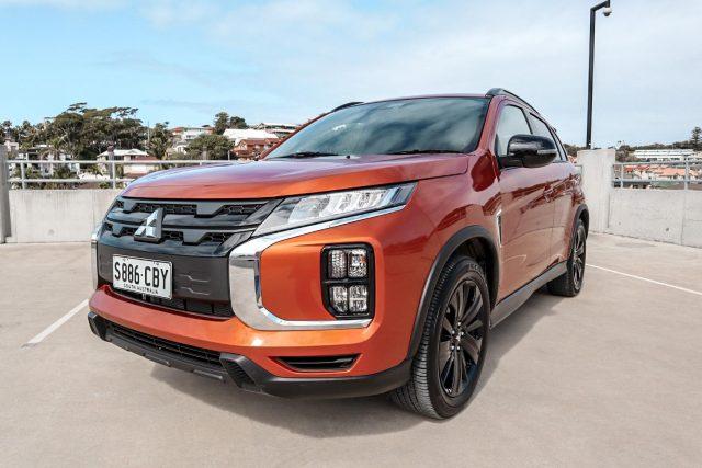 2020 Mitsubishi ASX GSR