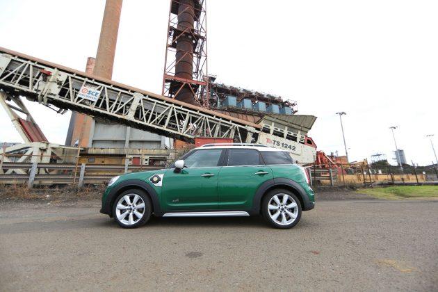 2020 MINI Cooper S Countryman Hybrid