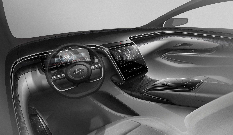 Hyundai reveals a revolutionary redesign to new Tucson