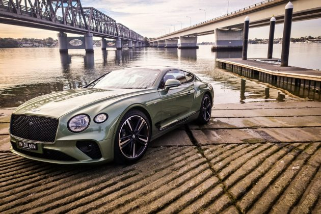 2020 Bentley Continental GT Coupé V8