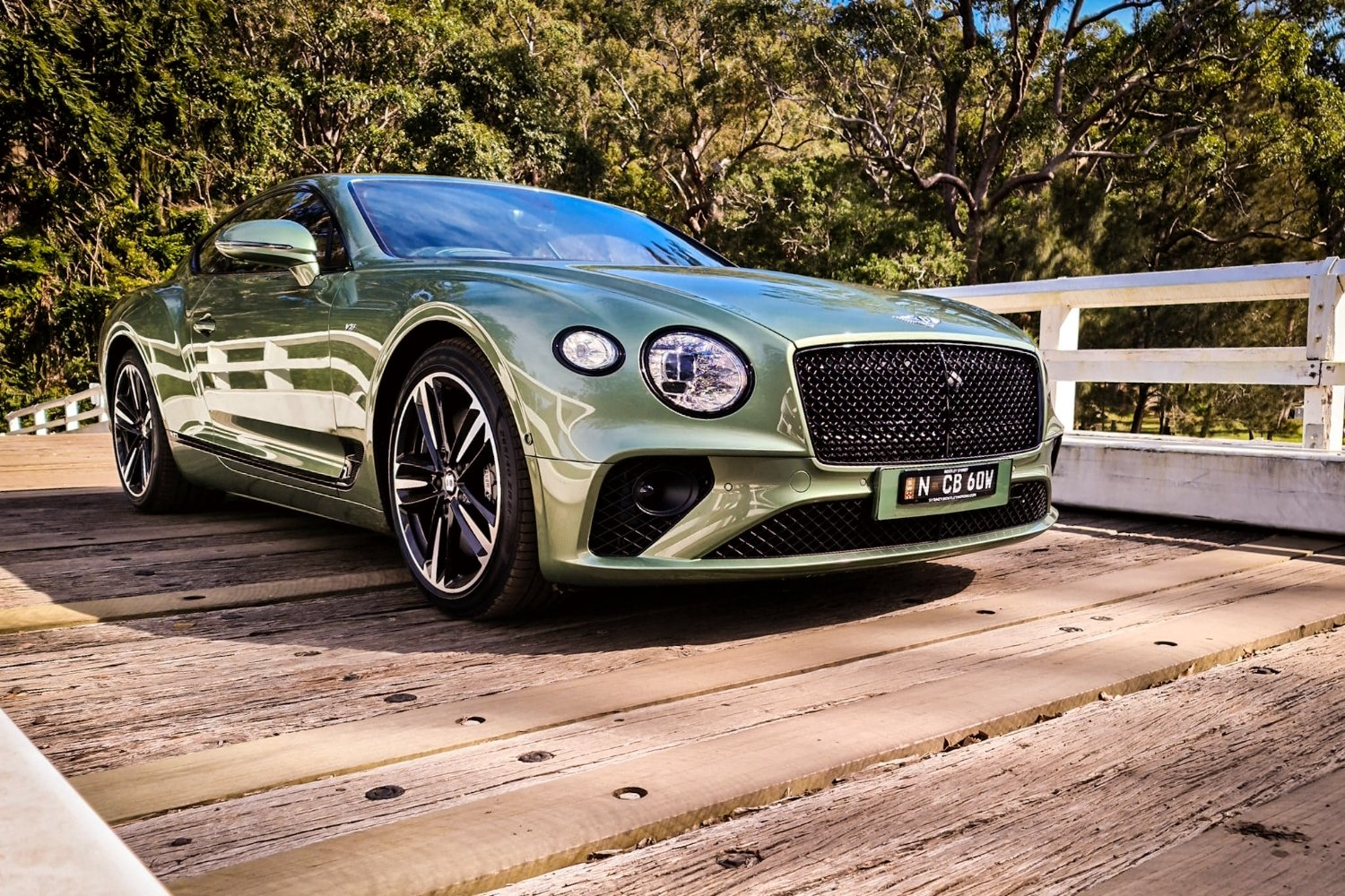 2020 Bentley Continental Gt Coupe V8 Car Review