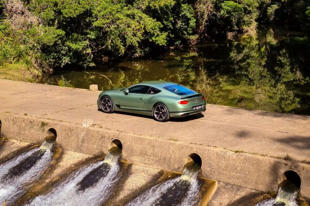 2020 Bentley Continental GT Coupé V8