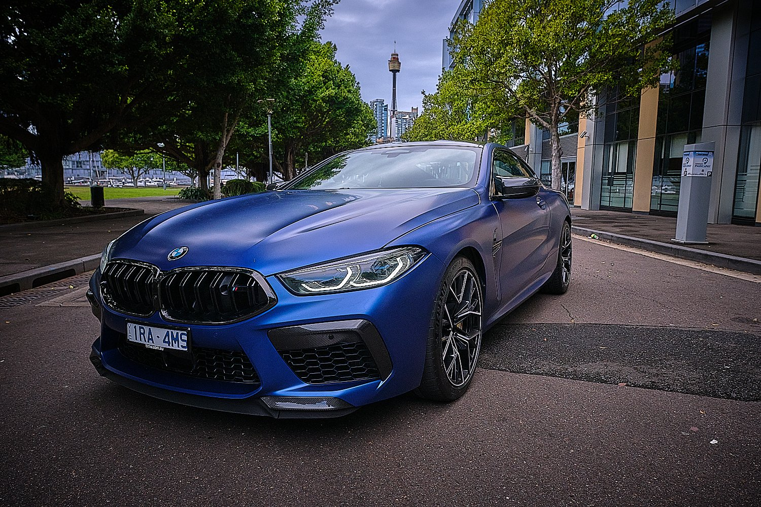 2020 BMW M8 Competition (car review) • Exhaust Notes Australia