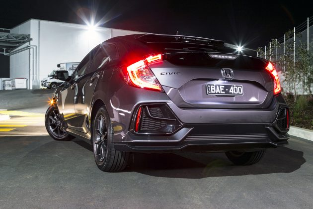 2020 Honda Civic VTi-S hatch