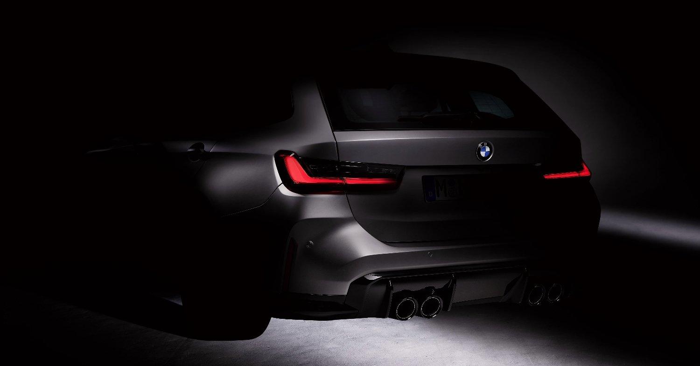 2021 BMW M3 Touring (wagon)