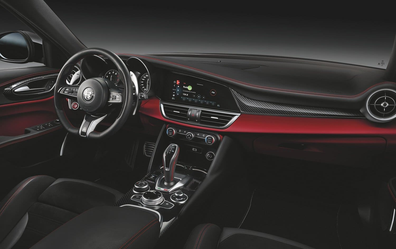 Alfa Romeo Giulia is refreshed and ready for 2021