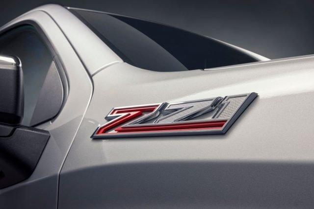 2020 Chevrolet Silverado 1500 LTZ Z71