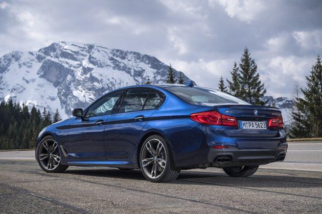 2020 BMW M550i xDrive