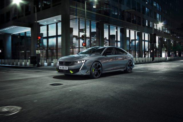 2021 Peugeot 508 Sport Engineered