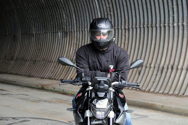 Maverick amoured hoodie by Raptor Biker Wear