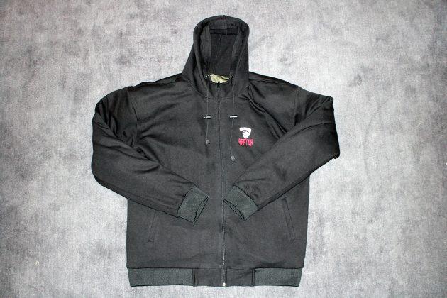 exterior hoodie