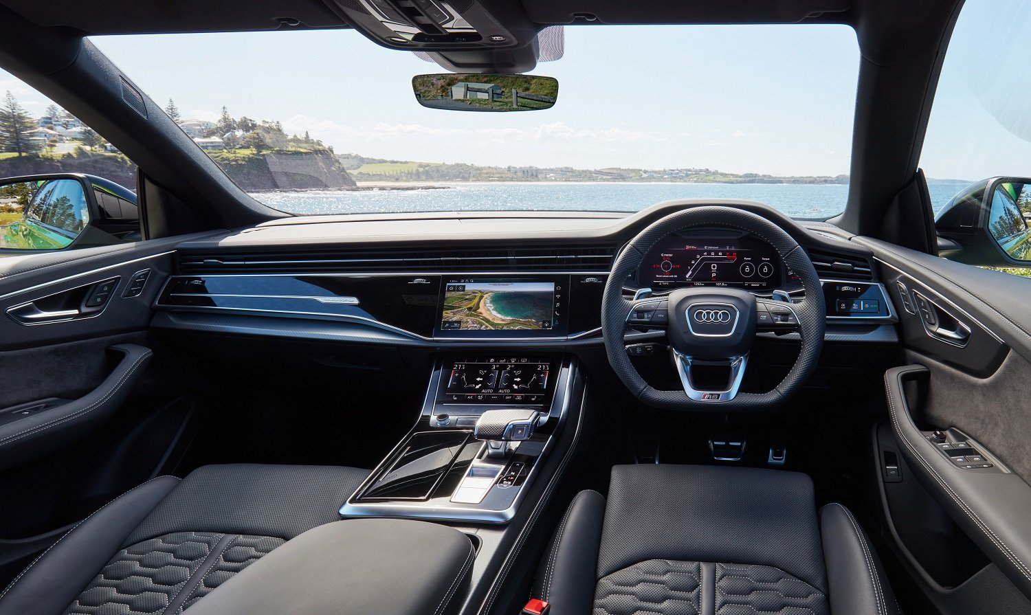 First ever Audi RS 8 lands in Oz