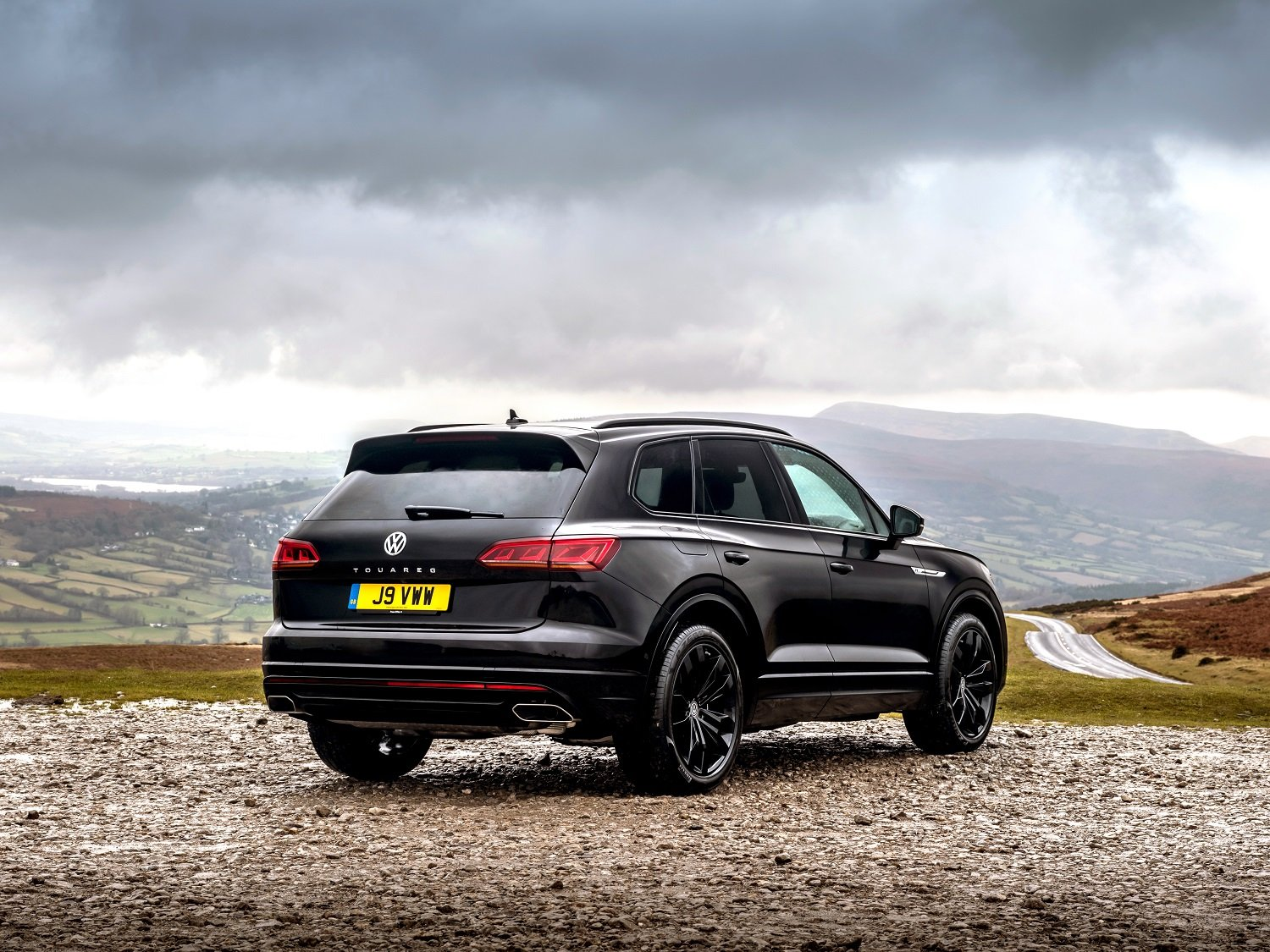 The wolf is back baby! 300 Wolfsburg Edition Touareg are heading down under