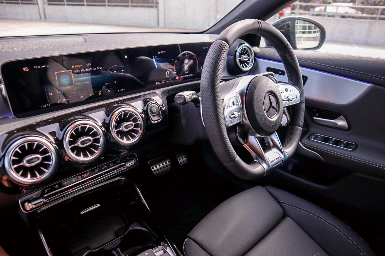 2020 Mercedes-AMG CLA 35 4MATIC Coupé