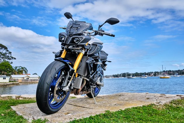2020 Yamaha MT-10 SP