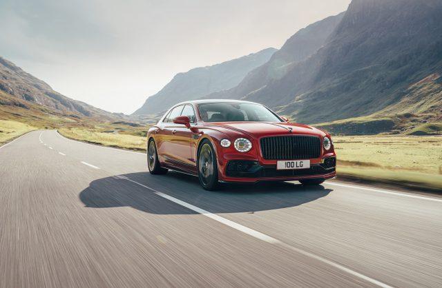 2021 Bentley Flying Spur V8