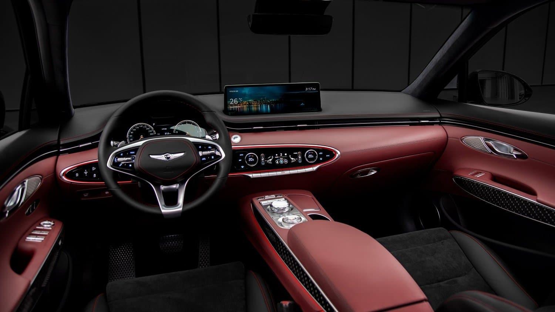 Genesis reveals new SUV as GV70 breaks cover