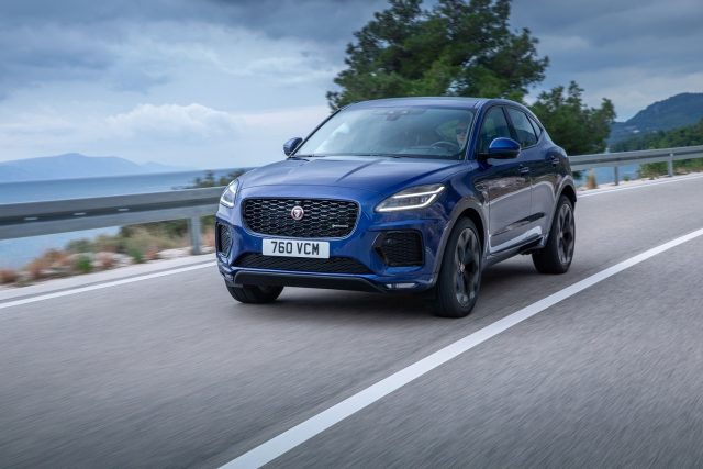 Jaguar to refresh E-PACE for 2021