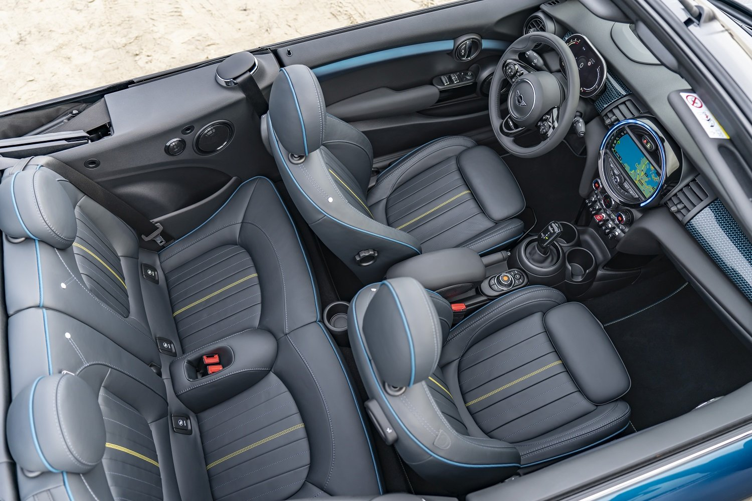 MINI goes topless with new Sidewalk Edition Cooper S