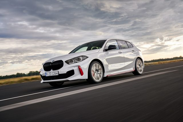 2021 BMW 128ti hatch