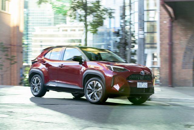 2021 Toyota Yaris Cross Urban