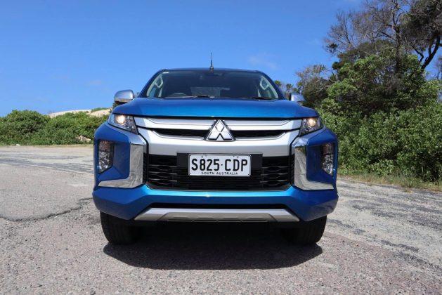 2020 Mitsubishi Triton GLX-R 4WD Double Cab Pickup