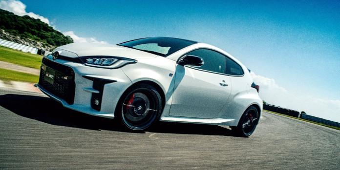 2021 Toyota GR Yaris Rallye