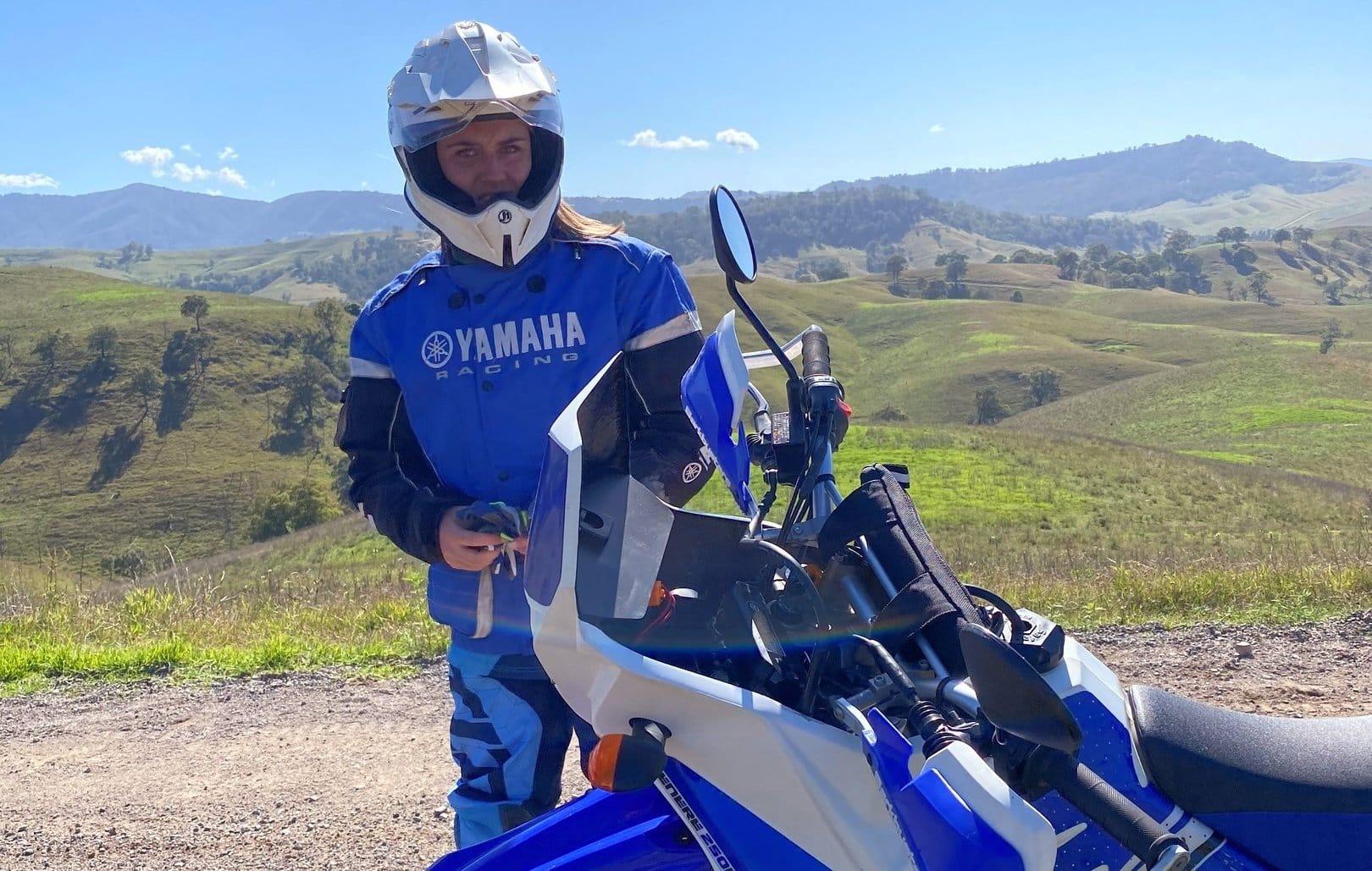Ride ADV's off-road adventure ride