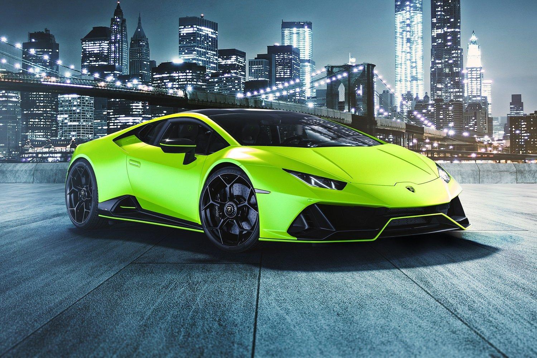 2021 Lamborghini Huracán EVO Fluo Capsule