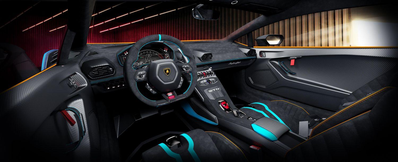 2021 Lamborghini Huracán STO